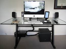 Computer Desks Black by Ideas On Finding The Right Modern Computer Desk For Your Stylish