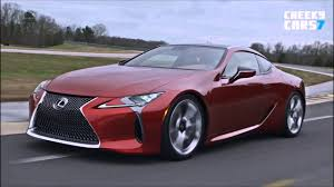 lexus lc pricing 2017 lexus lc 500 test drive 2016 youtube