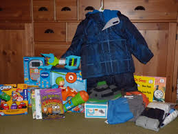 quick thoughts christmas edition sponsoring a child out with
