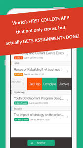 Assignment Lab Essay Writer App on the App Store iTunes   Apple