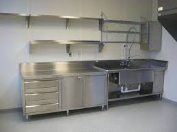 Kitchen Shelving Best 25 Stainless Steel Kitchen Shelves Ideas On Pinterest