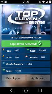 top eleven hack tool v3 24 game hack