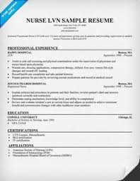 Maintenance Technician Resume Sample by Lvn Resumes Resume Cv Cover Letter