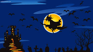 free halloween background images halloween witch wallpapers wallpaper cave