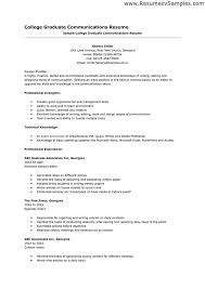 Best College Resumes by Example Of A Student Resume Best Ideas Of Student Resumes Samples