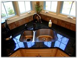 corner kitchen sink cabinet base sinks and faucets home design