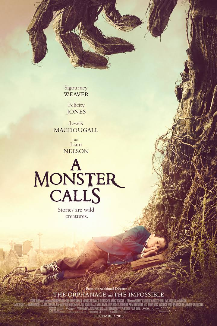 A Monster Calls Full Movie Download HD DVDRip 300MB