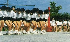 昭和のブルマー女子バレー部 
