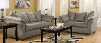 Ashley Furniture Dining Room Chairs Buy Ashley Furniture 7500538 7500535 Set Darcy Cobblestone Living