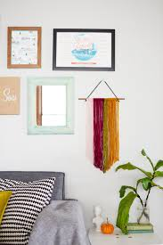 yarn wall art home decoration for interior design styles fabulous