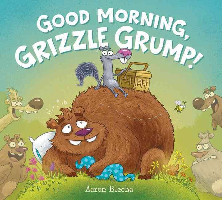 Image result for good night grizzle grump!