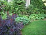 Unusual Susan Els Garden Landscape Design Green Works The Vermont ...