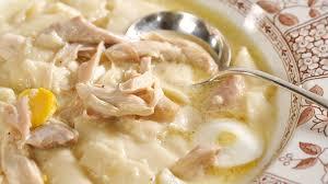 old fashioned chicken and dumplings recipe martha stewart