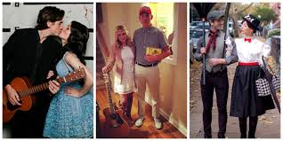plus size couple halloween costumes ideas 50 cute couples halloween costumes 2017 best ideas for duo costumes