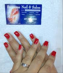 supreme nails nail salons 118 state road 436 casselberry fl