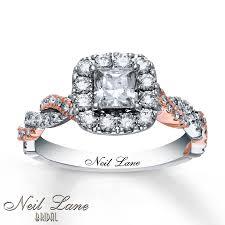 neil lane engagement rings neil lane rose gold engagement rings bachelorette 2 ifec ci com