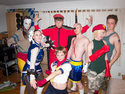group halloween costumes for 4
