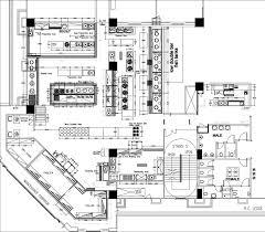 Restaurant Floor Plan Maker Online Simple Restaurant Kitchen Layout Design Lines With