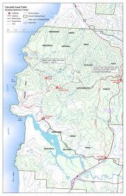 Newport Oregon Map siuslaw national forest trail maps
