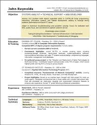 reporting analyst sample resume resume system analyst sample dalarcon com cover letter system analyst sample resume system analyst sample