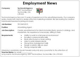 Samples Of Resumes For Highschool Students by Sample Cover Letters For High Students