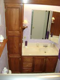 Bathroom Storage Shelves Over Toilet by Bathroom Cabinets Dark Painted Hardwood Floor Cabinet For
