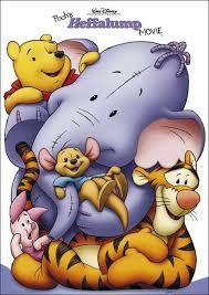 ver la pelicula de heffalump winnie pooh y el pequeno efelante