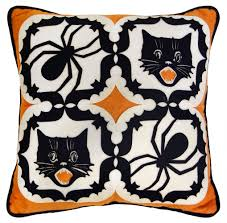 bethany lowe halloween pillows u0026 runners traditions