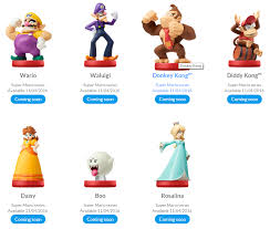 target black friday rosalina anyone buying boo amiibo or any of the new ones releasing nov 4th