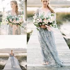 aliexpress com buy 2017 luxury blue wedding dresses country