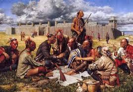 colonizacion angloamericana