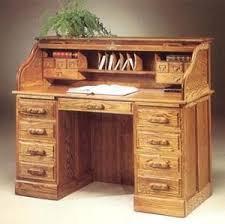 Solid Oak Office Furniture by 78 Best Roll Top Desk Images On Pinterest Antique Desk Office