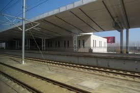 Minggang East railway station