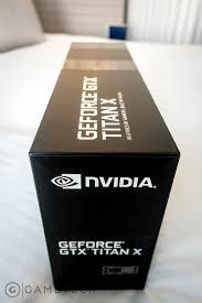 X Box Pics On A Bed In Pictures Nvidia U0027s 12gb Gtx Titan X Gamespot
