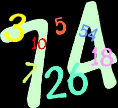 Les nombres jusqu'à 99