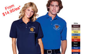 Embroidered Polo Special Bates Embroidery