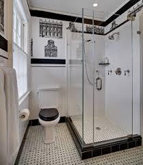 Black And White Bathroom by Art Deco Bathroom Decor Cabinets For Bathroom Storage Luxury