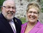 Ein goldenes Paar: Peter und Ingrid Schmid Foto: Brigitte Winterhalter - 46260089