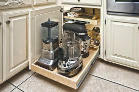 Blind Corner Kitchen Cabinet by Kitchen Cupboard Corner Storage Solutions Australia Kitchen Blind