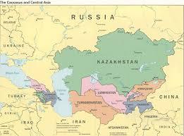 Former Soviet Union Map 11 November 2012 Power U0026politics World