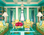 Really Bright Living Room at Awesome Colorful Living Room Design ...