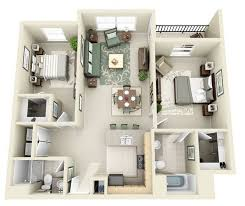 Best House Plans Images On Pinterest Architecture House - Apartment house plans designs