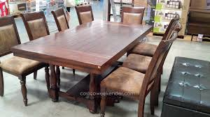 fascinating 9 pc dining room sets images 3d house designs inspiring costco dining room furniture gallery 3d house designs millennium holloway 9 piece