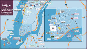 Map New York City by Visit New York City Attractions Near Our Manhattan Hotel