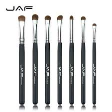 natural hair eye makeup brushes set professional eyeshadow brush