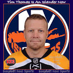 Tim Thomas Is An Islander Now