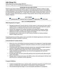 Executive Assistant Job Resume by Wharton Resume Template Examples Http Resumesdesign Com