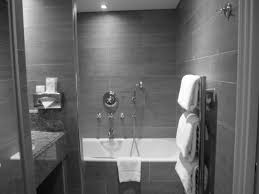 floating bidet built in storage shelves marble master bathroom
