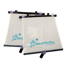 shop dreambaby child safety car window shades at lowes com