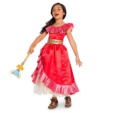 Kids Halloween Costumes Usa Elena Of Avalor Costume For Kids Shopdisney